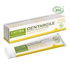 Dentargile citron - dentifrice bio
