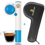 Handpresso Pop bleue + étui