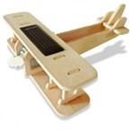 Maquette solaire - biplan