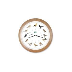 Horloge Oiseaux Des Jardins