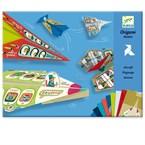 Atelier origami 7-13y avion djeco