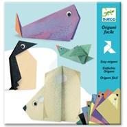 Atelier origami 5-10y animaux polaires