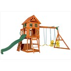 Aire de jeux en bois enfant atlantic
