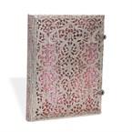 Grand carnet paperblanks ligné, rose