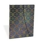 Grand carnet paperblanks ligné, bleu
