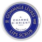 Gommage lèvres karité & huile d'argan