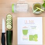 Box smoothie vert