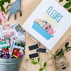 Box fleurs jardinères et balcons