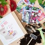 Box florale de mars