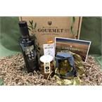 Coffret huiles d'olive de l'arbequina
