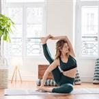Brassière yoga mahala vert s