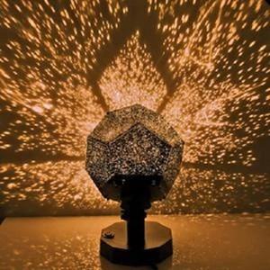 Lampe Constellation Nature Decouvertes