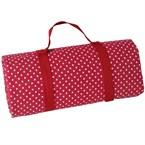 Nappe picnic imperméable xl rouge