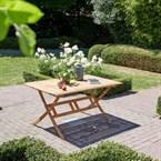 Table de jardin acacia 4 à 6 places
