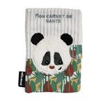 Protege carnet de sante panda deglingos
