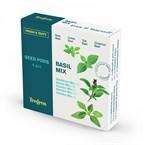 Kit de graines 4 basilic mix