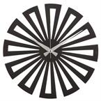 Horloge murale en métal sun - diam. 50