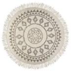 Tapis ethnique - diam. 120 cm