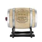 Tonneau distributeur à vin bistrot - 3 l