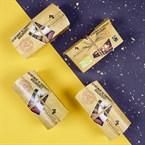 Pack chocolats lait/noir bio fairtrade