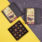 Pack prestige chocolats  bio fairtrade