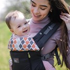 Air x kite porte-bébé physiologique