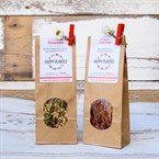 Infusions bio matin & vigne rouge