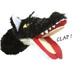 Loup clap clap
