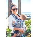 Porte bébé beco toddler géo teal blue -