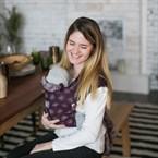 Meï-taï lovetie marsala porte-bébé