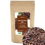 Fèves de cacao  - 200g - bio - concassée