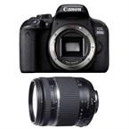 Canon eos 800d + tamron 18-270 vc pzd