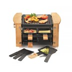 Kitchen chef raclette 4 personnes 650w