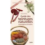 Guide des teintures - champignons et lic