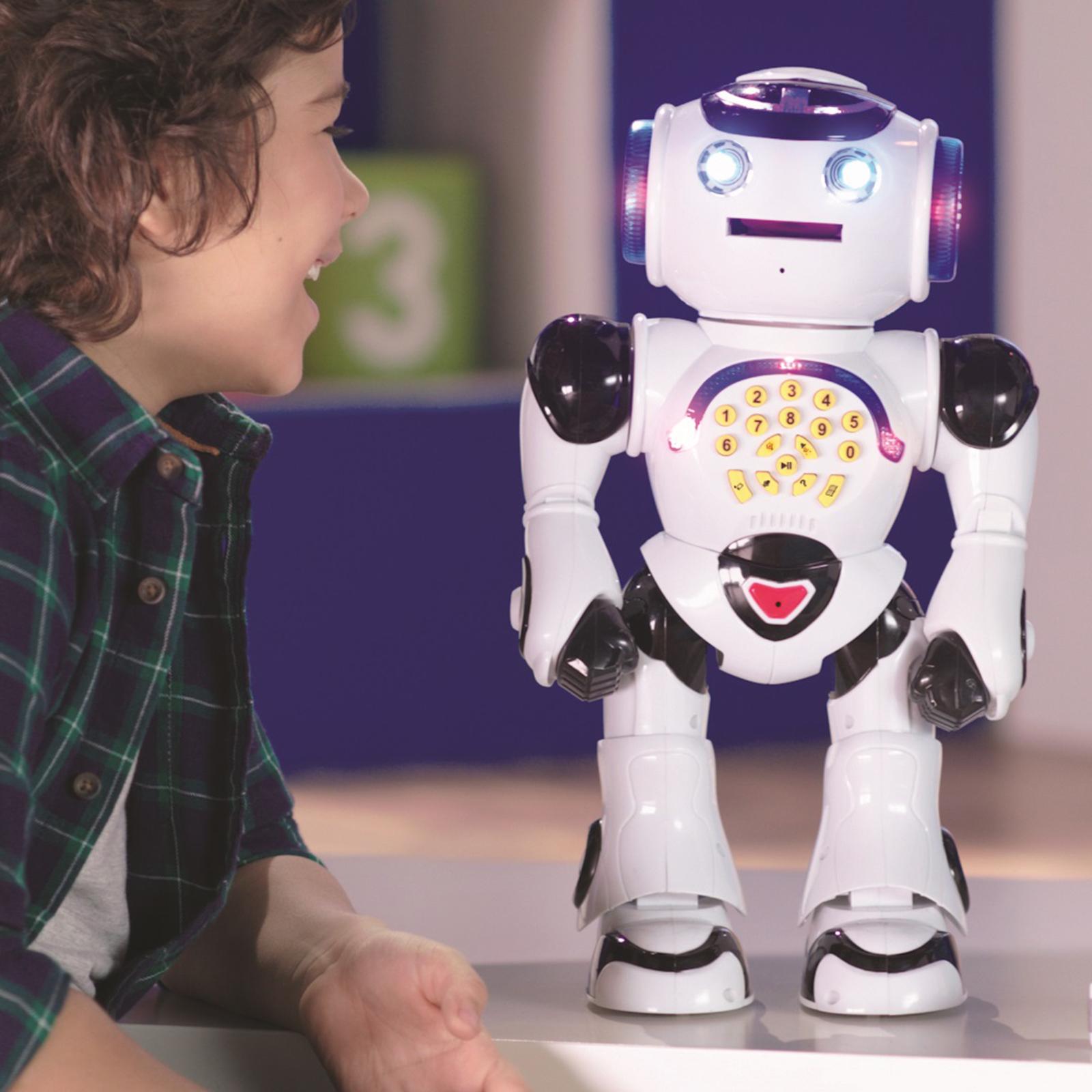 Robot Éducatif POWERMAN   Nature & Découvertes
