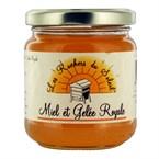 Miel et gelée royale - les ruchers