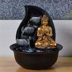 Fontaine d'intérieur bouddha praya