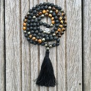 Collier mala « force et courage »